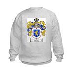 Ortiz Family Crest Kids Sweatshirt