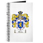 Ortiz Family Crest Journal