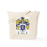 Ortiz Family Crest Tote Bag