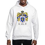 Ortiz Family Crest Hooded Sweatshirt