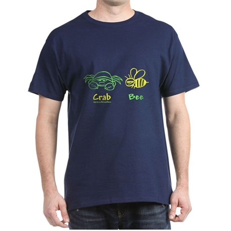 Crab Bee Dark T-Shirt