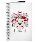 Olson Family Crest Journal