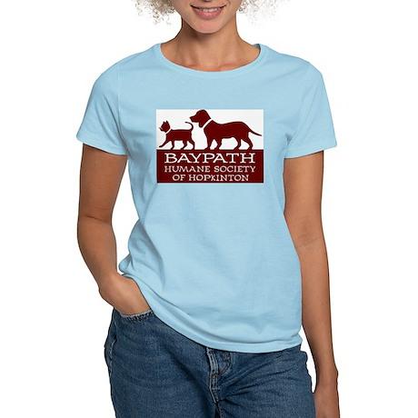 BHS Burgundy logo T-Shirt