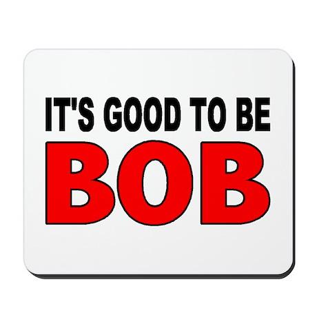BOB Mousepad