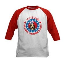 Vote for Basset Tee