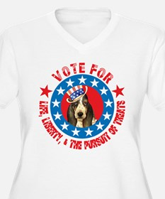 Vote for Basset T-Shirt