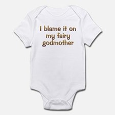 IBIO Fairy Godmother Infant Bodysuit