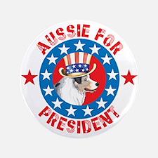 """Vote for Aussie 3.5"""" Button"""