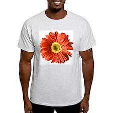 Pop Art Red Gerbera Daisy T-Shirt