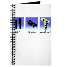 Eat Sleep Wakeboard Journal