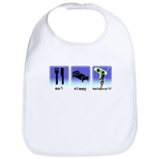 Eat Sleep Wakeboard Bib