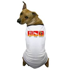 WakeBoarder Dog T-Shirt
