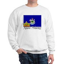 Maine Princess Sweatshirt