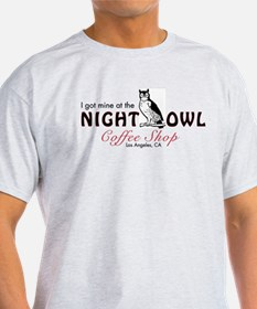 Night Owl Diner Gear T-Shirt