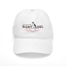 Night Owl Diner Gear Baseball Cap