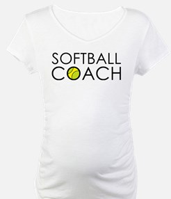 Softball Coach Shirt