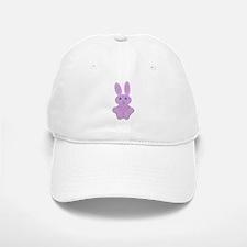 Pink Easter bunny Baseball Baseball Cap