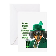 Under the Table Greeting Cards (Pk of 10)