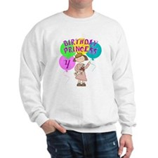 Birthday Princess 4th Birthday Sweatshirt
