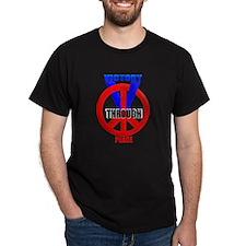 Unique Ghandi earth T-Shirt