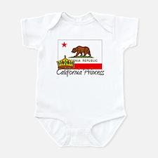 California Princess Infant Bodysuit