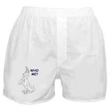 C WhoMe Great Dane Boxer Shorts