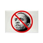 Anti Barack Obama Rectangle Magnet (10 pack)