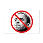 Anti Barack Obama Mini Poster Print