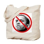 Anti Barack Obama Tote Bag