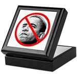 Anti Barack Obama Keepsake Box
