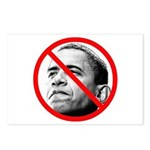 Anti Barack Obama Postcards (Package of 8)