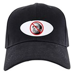 Anti Barack Obama Black Cap