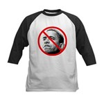 Anti Barack Obama Kids Baseball Jersey