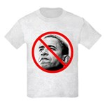 Anti Barack Obama Kids Light T-Shirt