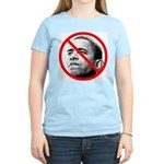 Anti Barack Obama (Front) Women's Light T-Shirt