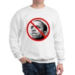 Anti Barack Obama (Front) Sweatshirt