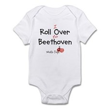 Beethoven T-shirt 4.8X4.2 Body Suit
