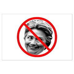 Anti Hillary Clinton Posters