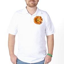 Pop Art Orange Daisy T-Shirt