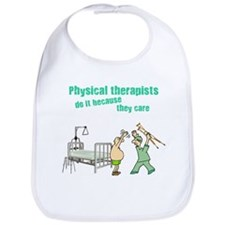 Physical Therapists Bib