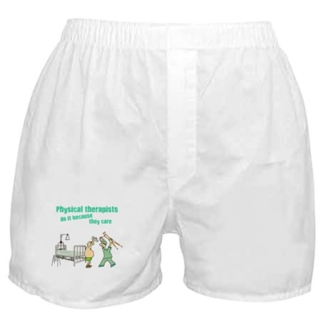 Physical Therapists Boxer Shorts