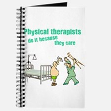 Female Physical Therapist Journal