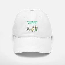 Female Physical Therapist Baseball Baseball Cap
