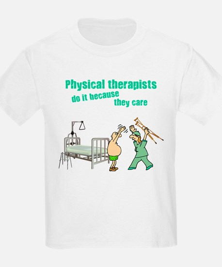 Female Physical Therapist T-Shirt