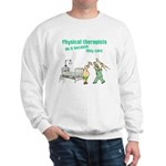 Female Physical Therapist Sweatshirt
