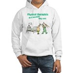 Female Physical Therapist Hooded Sweatshirt