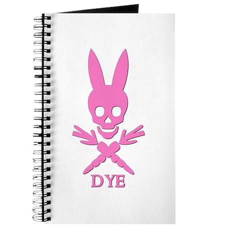 DYE (pink) Journal