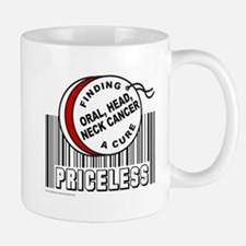 ORAL, HEAD, NECK CANCER Mug