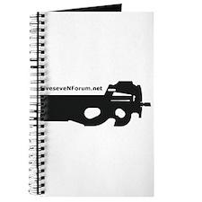 Unique P90 Journal