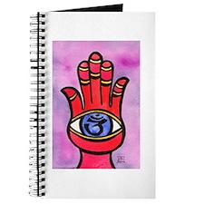 Hamsa Art & Aum Journal